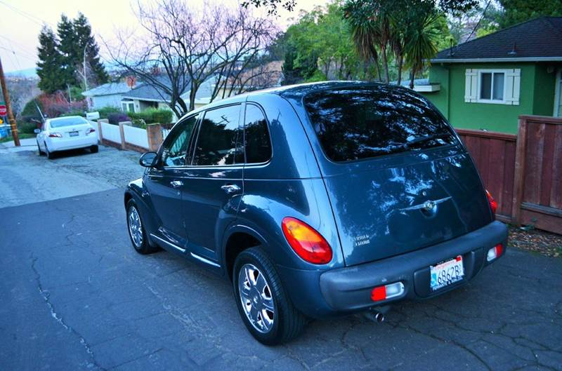 2001 chrysler pt cruiser limited edition 4dr wagon in michigan.