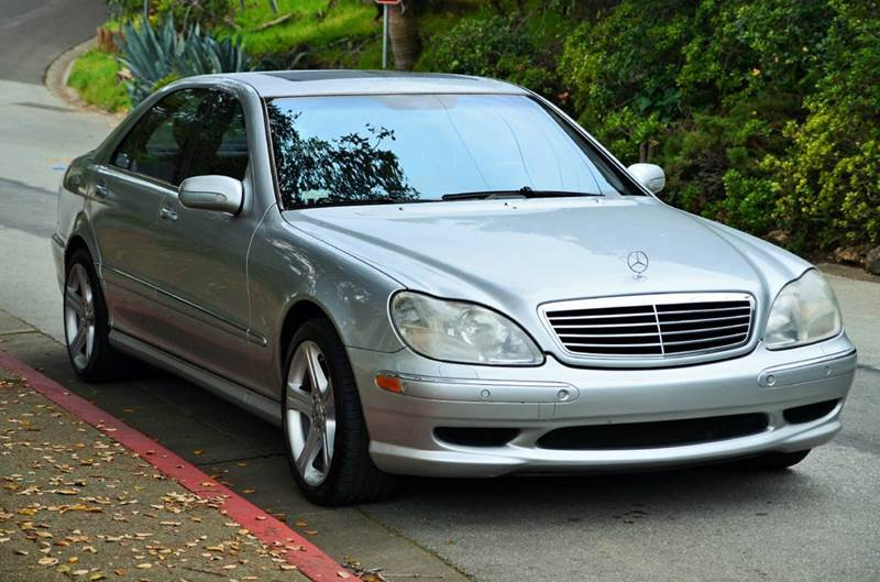 2002 mercedes benz s class s 55 amg 4dr sedan in belmont for Mercedes benz belmont