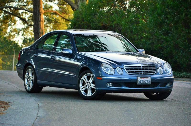 2006 mercedes benz e class e350 4dr sedan in belmont ca for Mercedes benz belmont