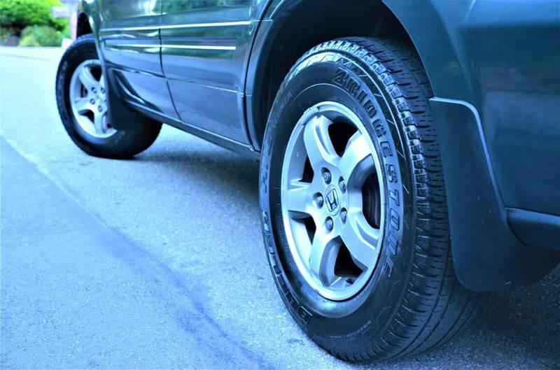 2006 Honda Pilot EX-L w/DVD 4dr SUV In Belmont CA - BRAND MOTORS LLC