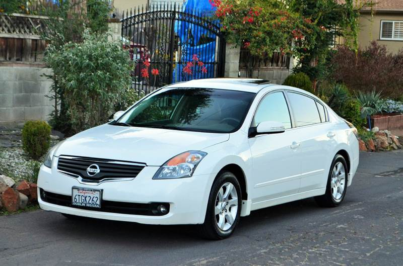 2008 Nissan Altima 35 Sl 4dr Sedan In Belmont Ca Brand Motors Llc