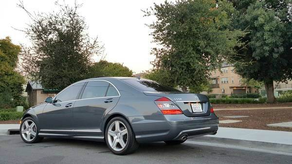 2008 mercedes benz s class s550 4dr sedan in belmont ca for Mercedes benz belmont