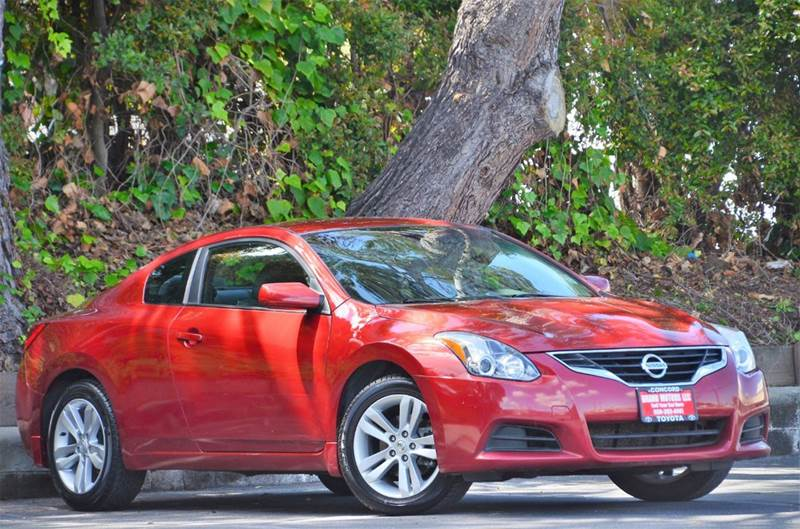 2013 Nissan Altima Coupe 2.5 S Used Cars In Belmont, CA 94002