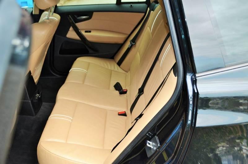 2007 Bmw X3 30si Awd 4dr Suv In Belmont Ca Brand Motors Llc