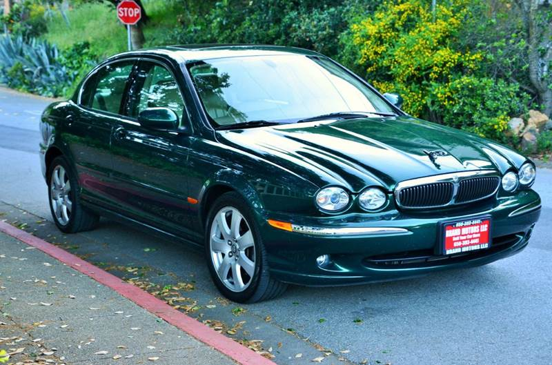 2004 Jaguar X Type 3.0 AWD 4dr Sedan   Belmont CA