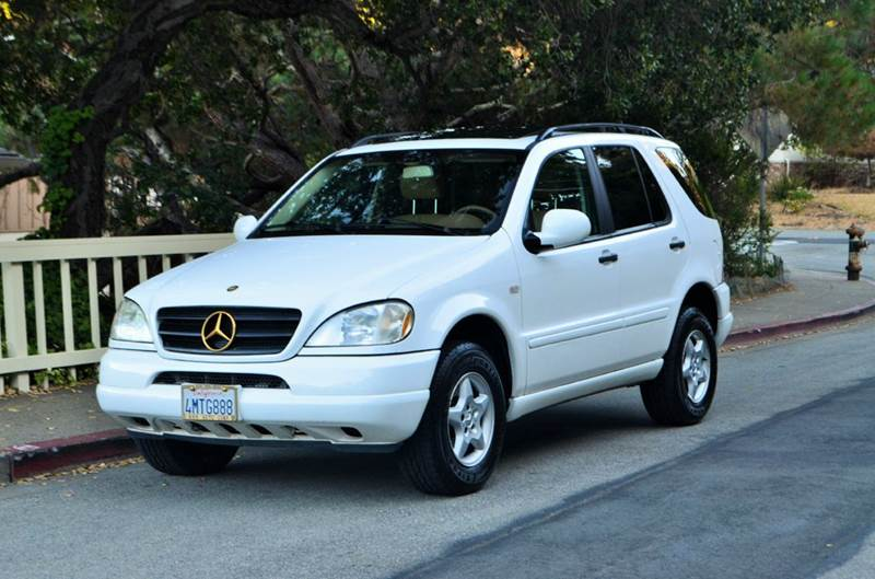 2000 mercedes benz m class ml320 awd 4matic 4dr suv in for Mercedes benz belmont