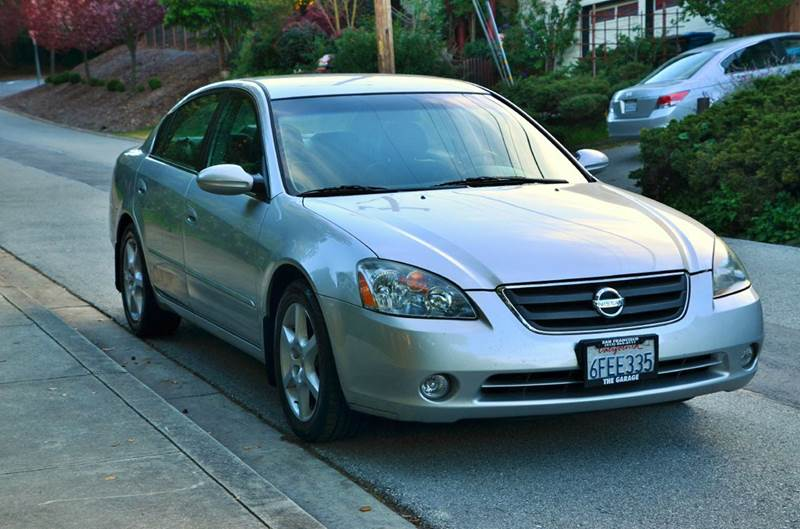 2002 nissan altima 3 5 se 4dr sedan in belmont ca brand. Black Bedroom Furniture Sets. Home Design Ideas