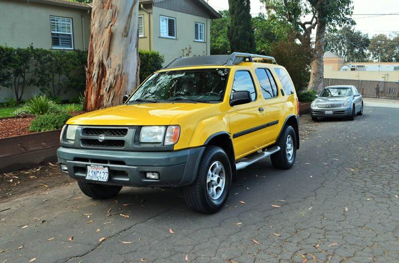 Nice 2001 Nissan Xterra XE V6 4dr 4WD SUV   Belmont CA