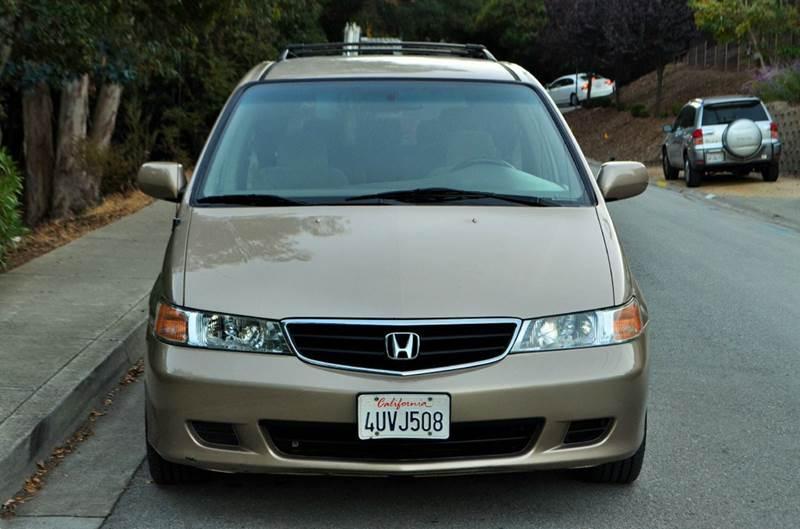 2002 Honda Odyssey For Sale In Belmont Ca