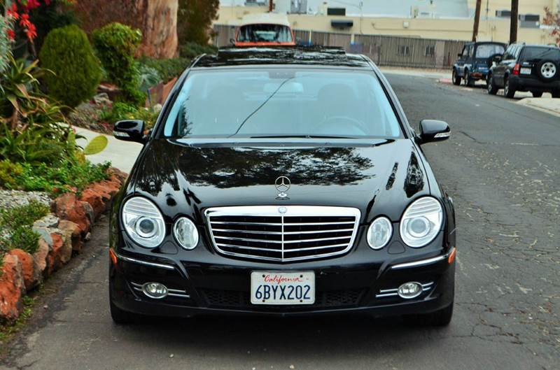 2008 mercedes benz e class e350 4dr sedan in belmont ca for Mercedes benz belmont