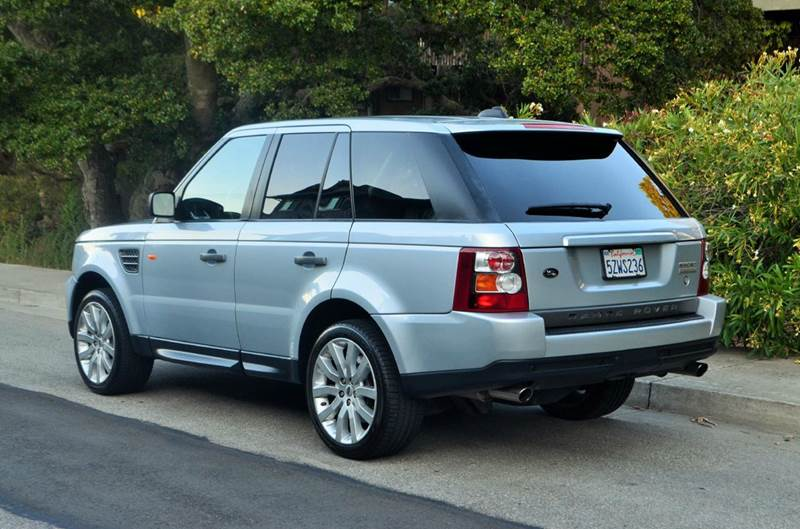 2007 land rover range rover sport supercharged 4dr suv 4wd in belmont ca brand motors llc. Black Bedroom Furniture Sets. Home Design Ideas