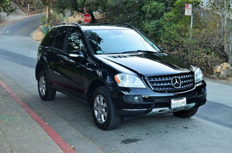 2006 Mercedes Benz M Class Ml350 Awd 4matic 4dr Suv In Belmont Ca