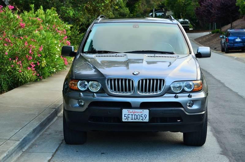 2004 Bmw X5 4.4i AWD 4dr SUV In Belmont CA - BRAND MOTORS LLC