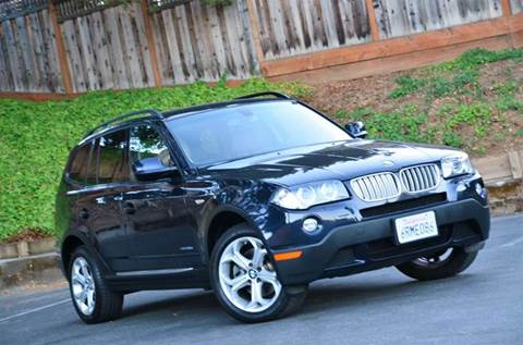 2010 BMW X3 for sale in Belmont, CA