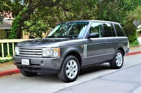 2005 Land Rover Range Rover for sale in Belmont, CA