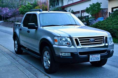 2007 Ford Explorer Sport Trac for sale in Belmont, CA