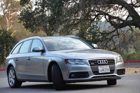 2009 Audi A4 for sale in Belmont, CA
