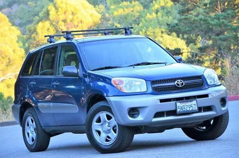 2005 Toyota RAV4 for sale in Belmont, CA