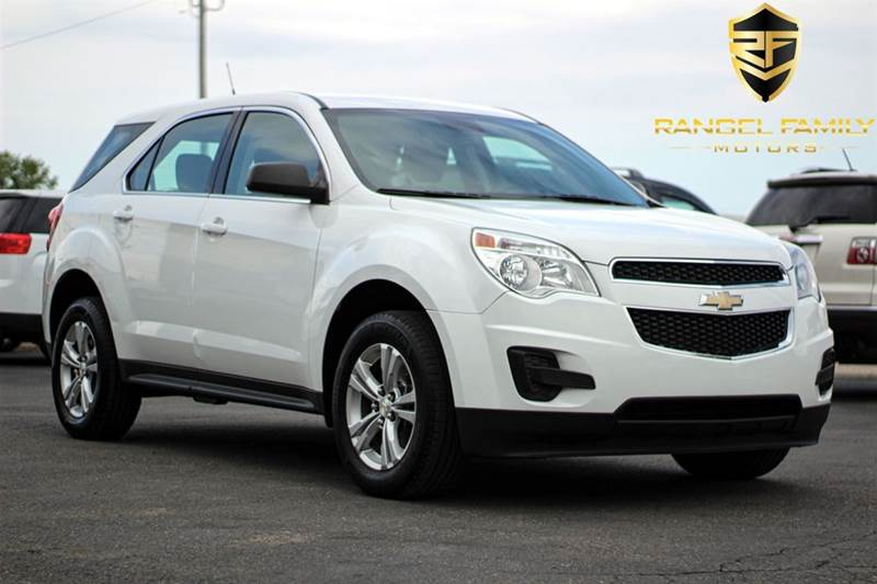 2013 Chevrolet Equinox LS 4dr SUV - Indianapolis IN