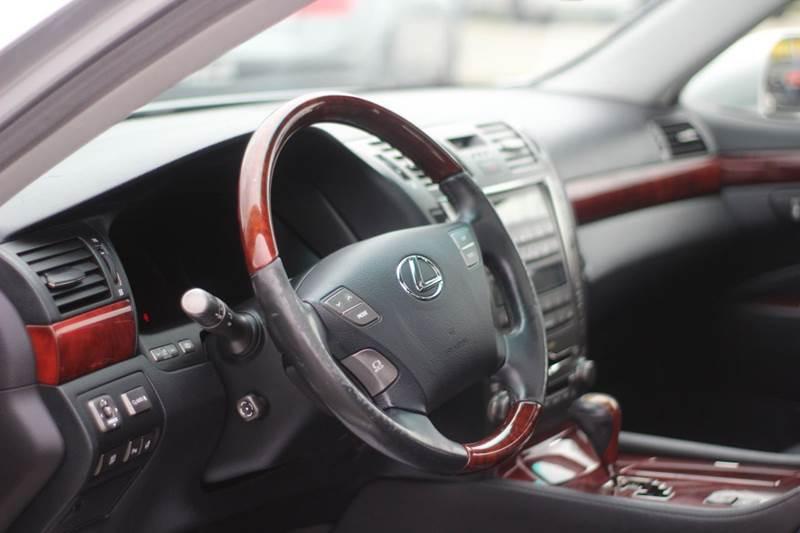 2007 Lexus LS 460 4dr Sedan - Indianapolis IN