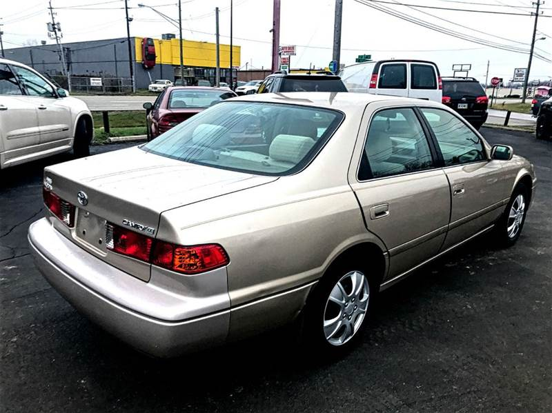 2001 Toyota Camry LE 4dr Sedan - Indianapolis IN