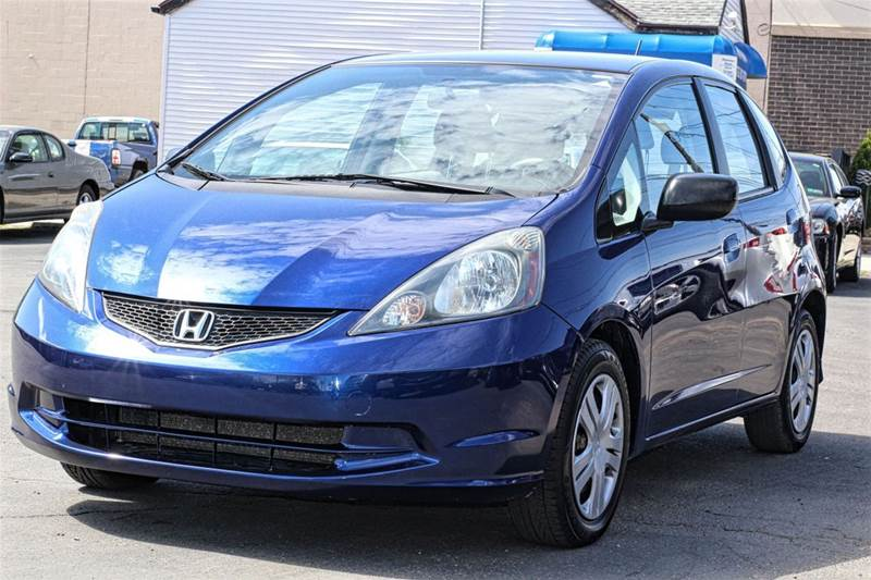 2009 Honda Fit 4dr Hatchback 5A - Indianapolis IN