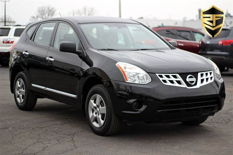 2012 Nissan Rogue S 4dr Crossover - Indianapolis IN