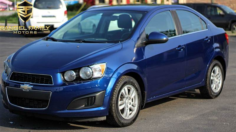 2012 Chevrolet Sonic LT 4dr Sedan w/2LT - Indianapolis IN