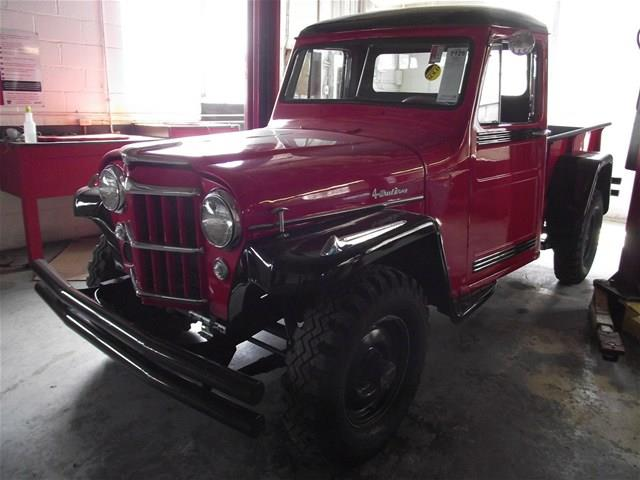 1958 Willys Other for sale in Butler MO