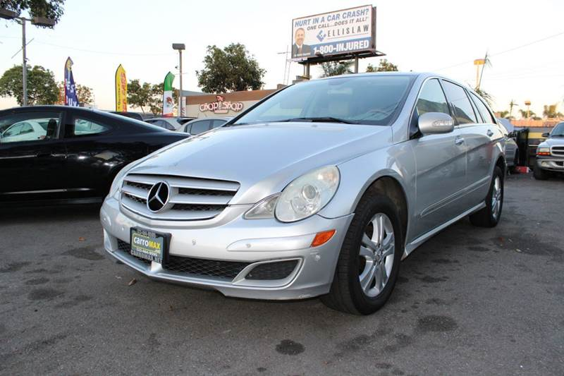 2006 mercedes benz r class r500 awd 4matic 4dr wagon in for Mercedes benz r500
