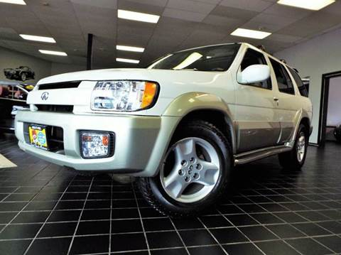 2001 Infiniti QX4 for sale in Saint Charles, IL