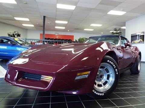 1981 Chevrolet Corvette for sale in Saint Charles, IL