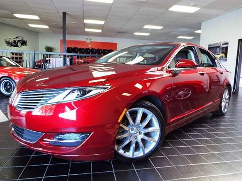 2016 Lincoln MKZ Hybrid for sale in Saint Charles, IL