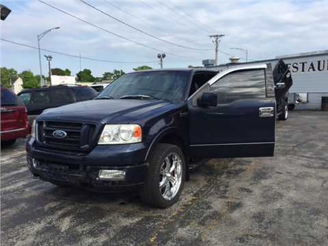 2004 Ford F-150 for sale in Sheboygan, WI