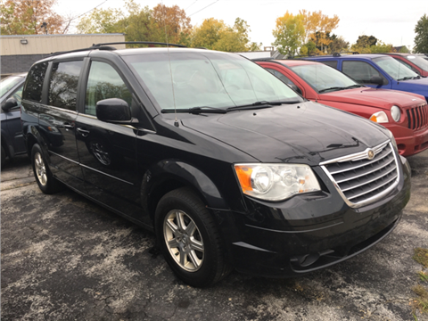 2008 Chrysler Town and Country for sale in Sheboygan, WI