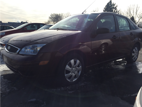 2007 Ford Focus for sale in Sheboygan, WI