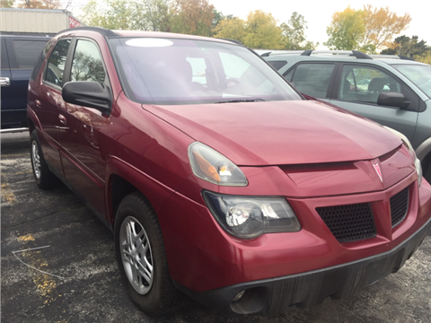 2005 Pontiac Aztek for sale in Sheboygan, WI