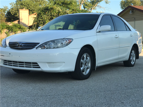 2005 Toyota Camry for sale in Arlington, TX
