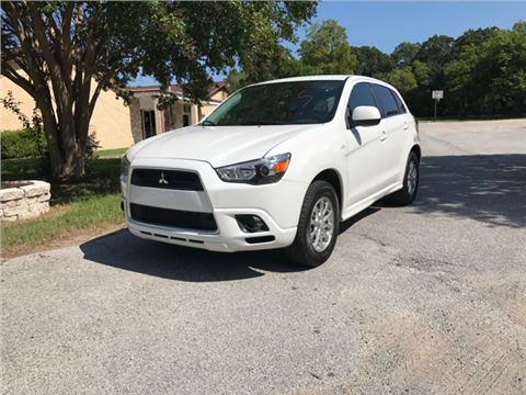 2012 Mitsubishi Outlander Sport for sale in Arlington, TX