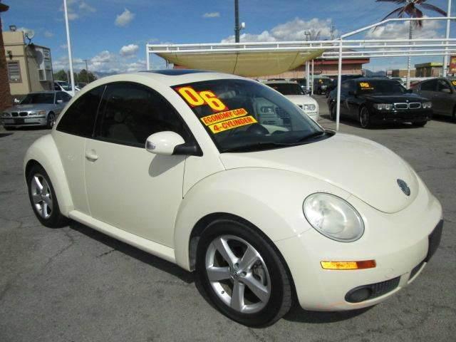 2006 volkswagen new beetle for Crider motors mishawaka in