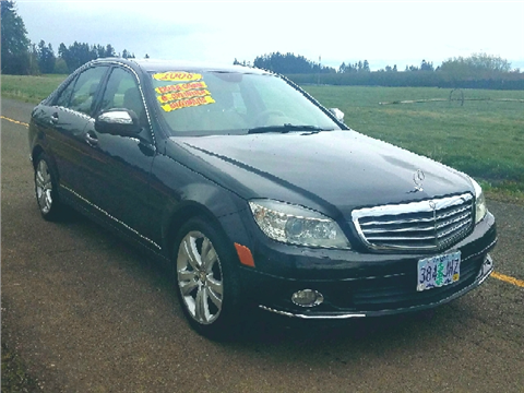 2008 Mercedes-Benz C-Class for sale in Brooks, OR
