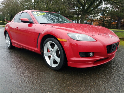 2004 Mazda RX-8 for sale in Brooks, OR