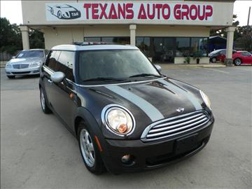 2009 MINI Cooper Clubman for sale in Spring, TX