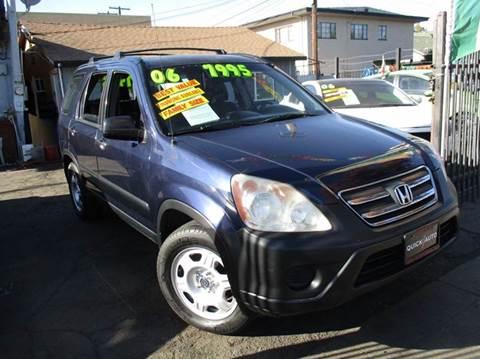 2006 Honda CR-V for sale in Modesto, CA