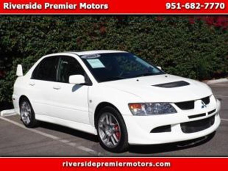 2003 mitsubishi lancer evolution for sale. Black Bedroom Furniture Sets. Home Design Ideas