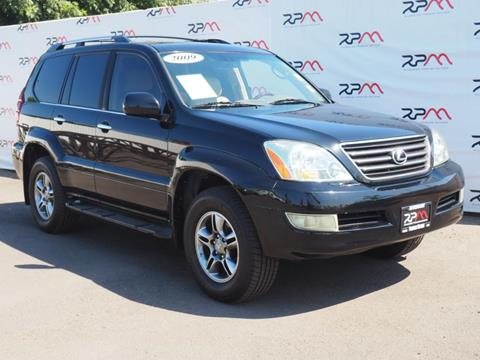 2009 Lexus GX 470 For Sale In Riverside, CA