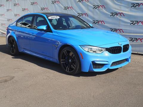 2015 Bmw M3 For Sale Carsforsale