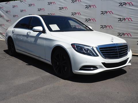 030ed3dcf5 Used 2016 Mercedes-Benz S-Class For Sale in Riverside