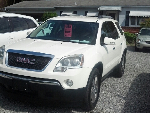 2010 GMC Acadia for sale in Walnut Cove, NC