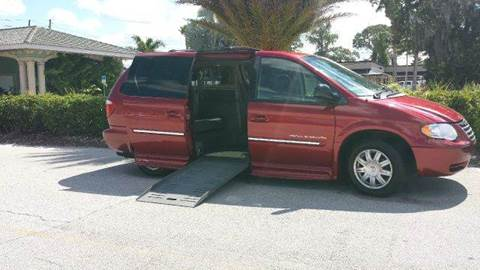 2007 Chrysler Town and Country for sale in Sebring, FL